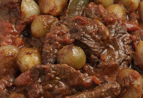 cravings: vefa's kitchen's veal stifado recipe