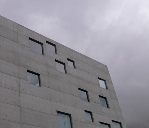 Zollverein School of Management and Design building